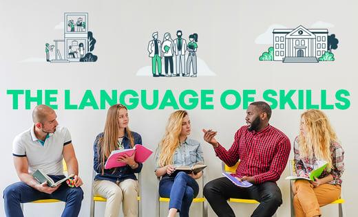 Language-of-skills